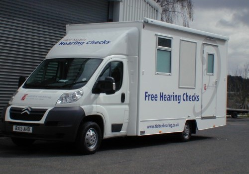Mobile Clinics For Sale | Bespoke Mobile Clinics, Health Clinics & More