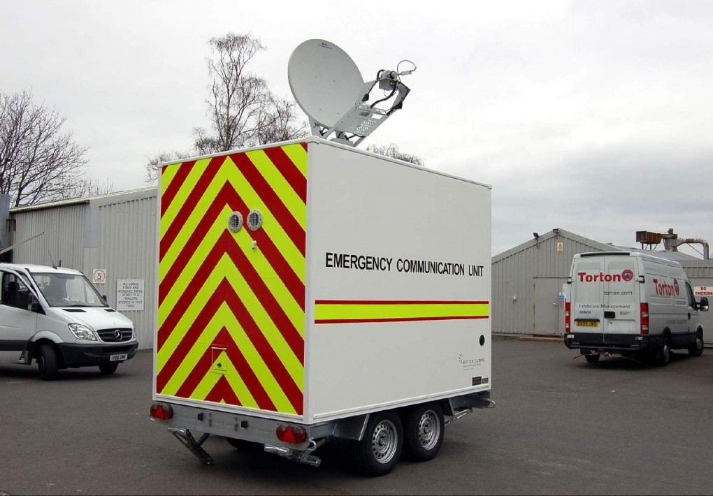 Emergency Comminication Unit