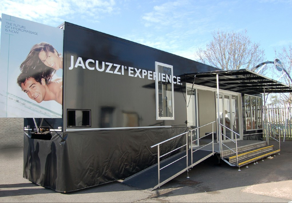 Jacuzzi Mini Artic 1
