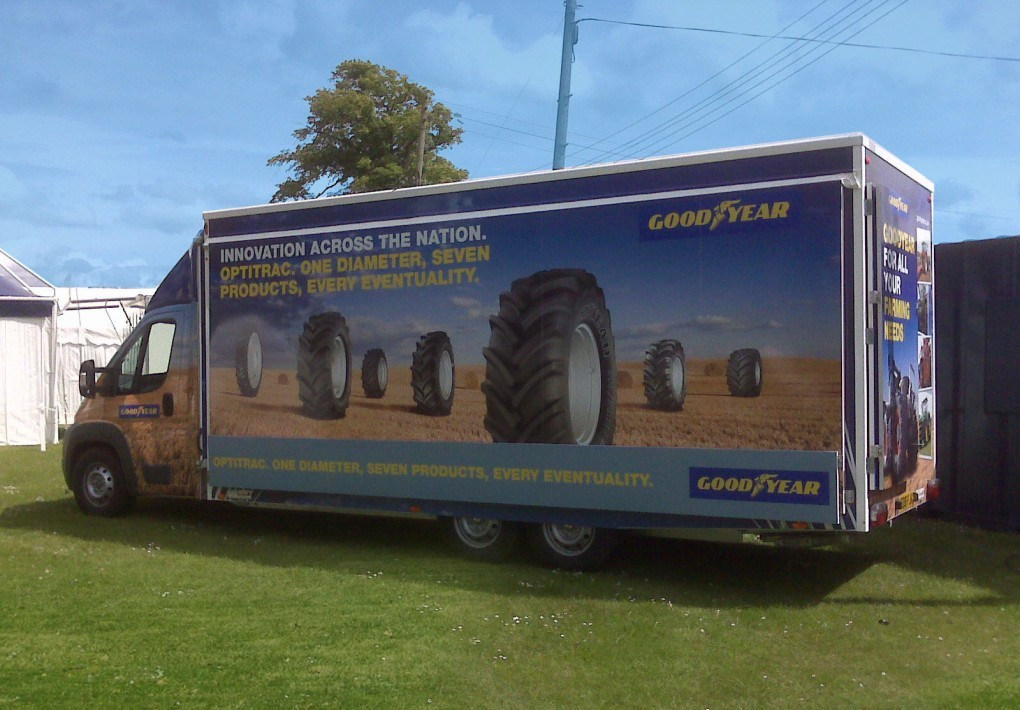 GoodYear Dunlop Farm