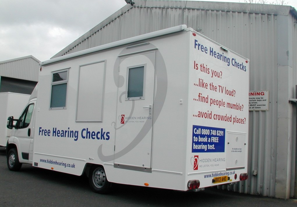 Mobile Audiology Clinics | Mobile Audiology Units