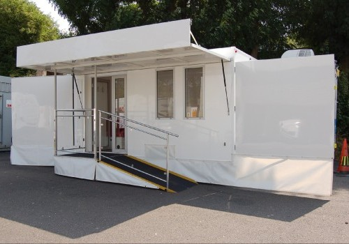 Second Hand Exhibition Trailers For Sale | Used Exhibition