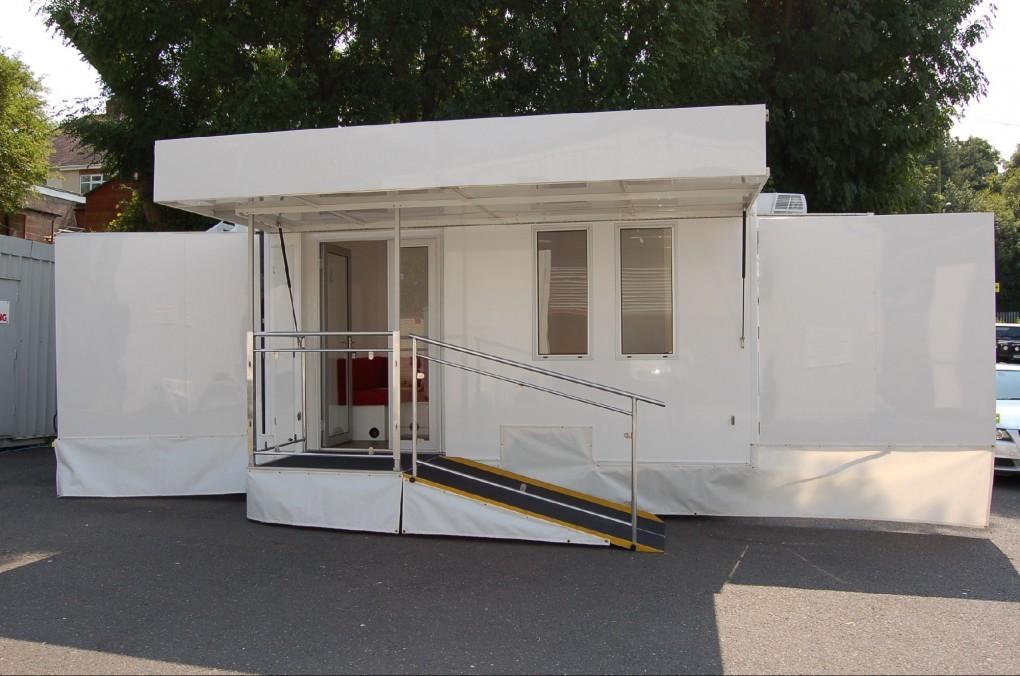 3,500 Kgs Motorised Clinic Vehicle