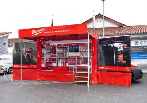 3,500 Kgs Mobile Exhibition Vehicle - LHD