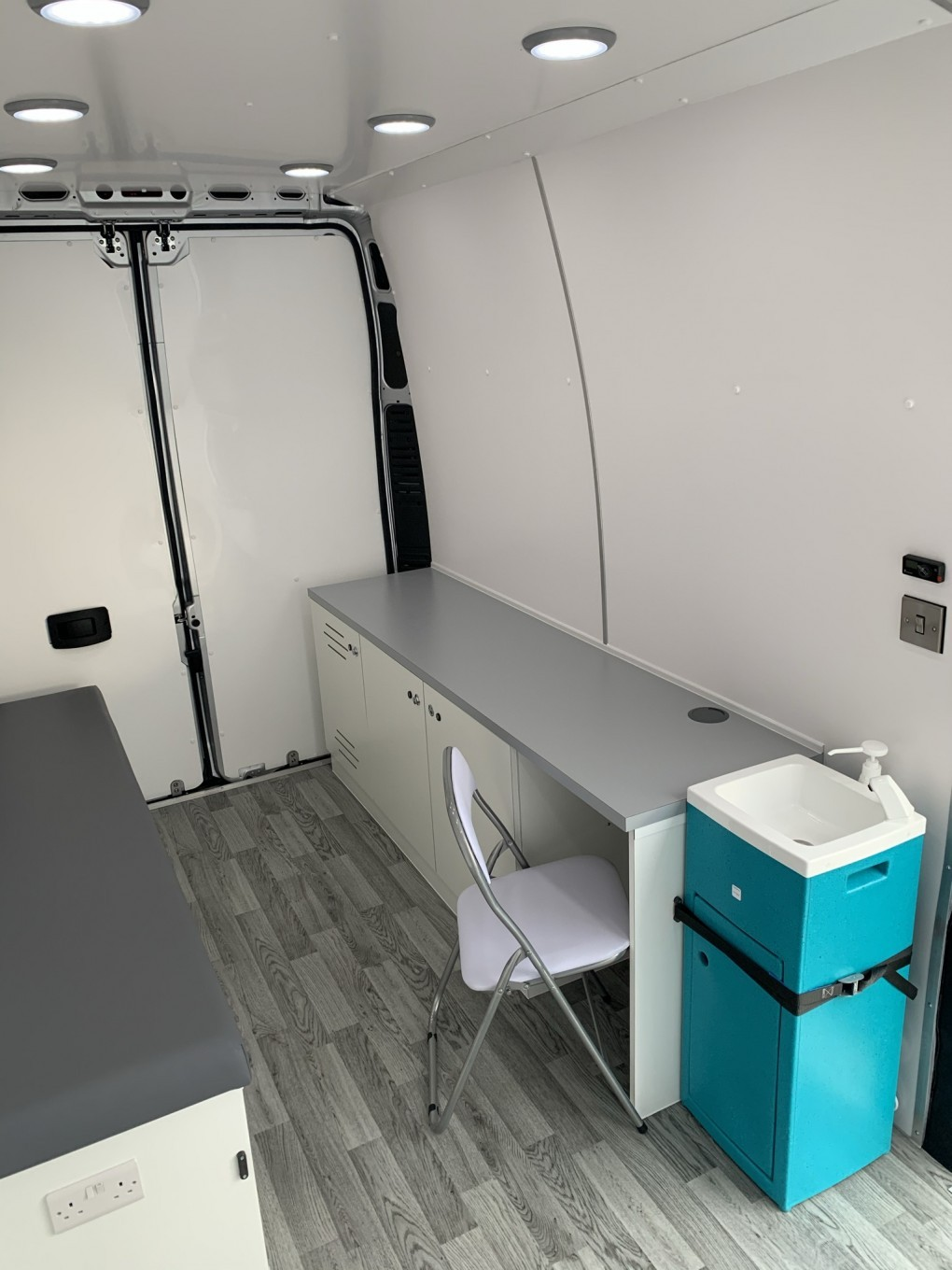 Mobile GP Surgery Clinic