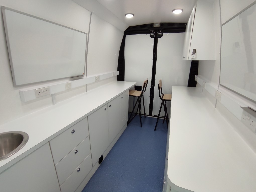 Covid Testing Van Clinic