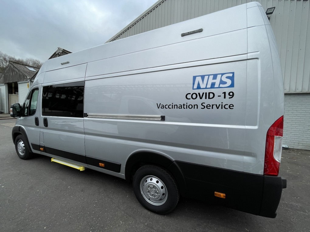 Covid-19 Vaccination Van Clinic