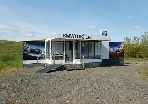 7m Mobile Exhibition Trailer