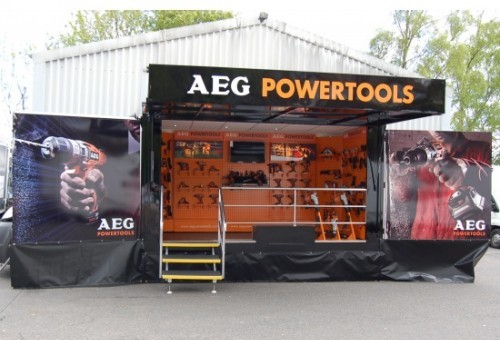 AEG head for Europe