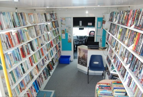 A New Chapter In Mobile Library Design