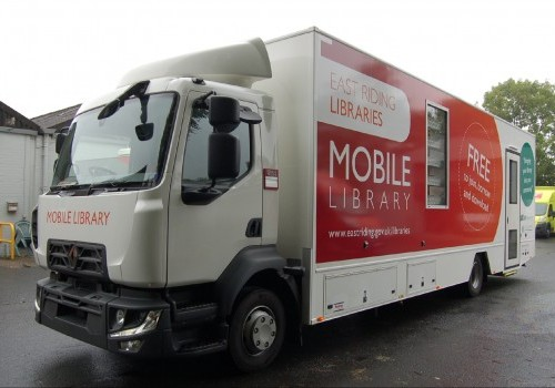 East Riding Council Mobile Library
