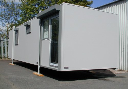 Demountable Dental Clinic