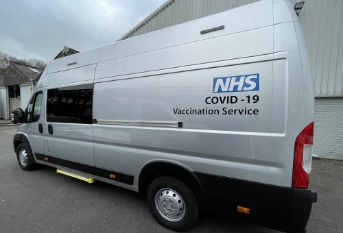 NHS Mobile Vaccination Clinics