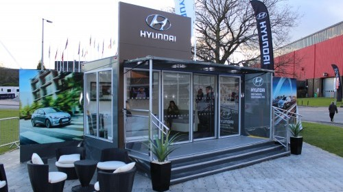 Exhibition and Display Trailers