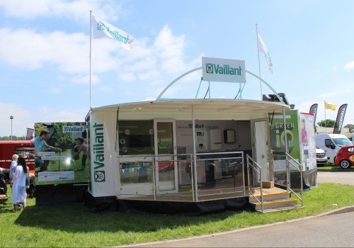 Vaillant Event Trailer