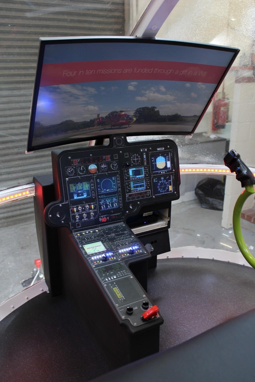 Midlands Air Ambulance Helipod