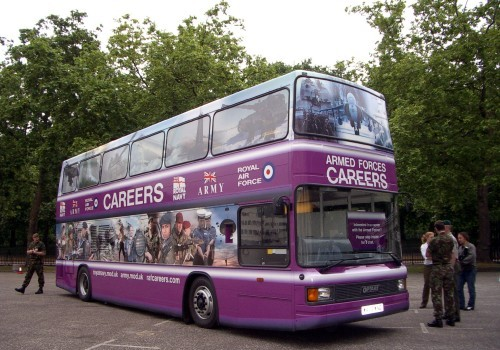 Exhibition Buses for Sale | Training Buses | Display Bus Conversions