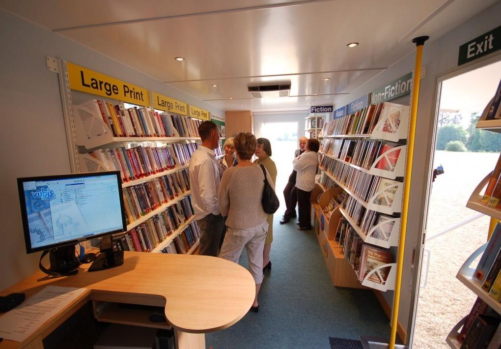 Warwickshire Libraries