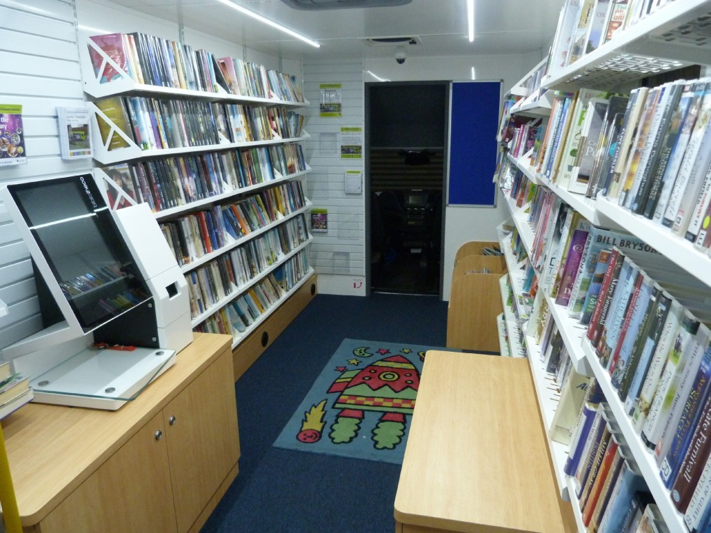Bedford Mobile Library