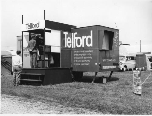 Torton Telford Trailer