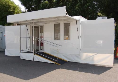 Self Drive Motorised Exhibition Vehicle Version ii