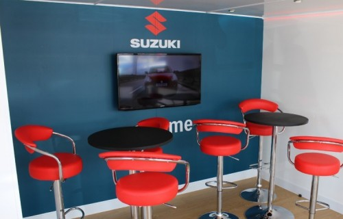 Pole position at Silverstone