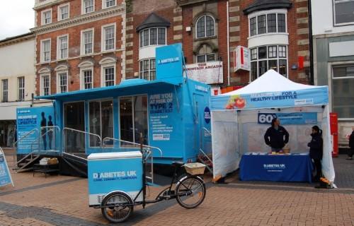 New Look for Diabetes UK