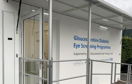 Gloucester NHS Eye Clinic