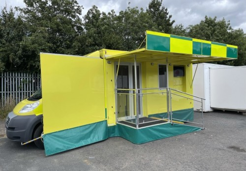 3,500 Kgs Mobile Clinic (amb)